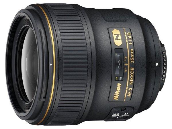 Nikon AF-S Nikkor 35 mm 1:1,4G Objektiv