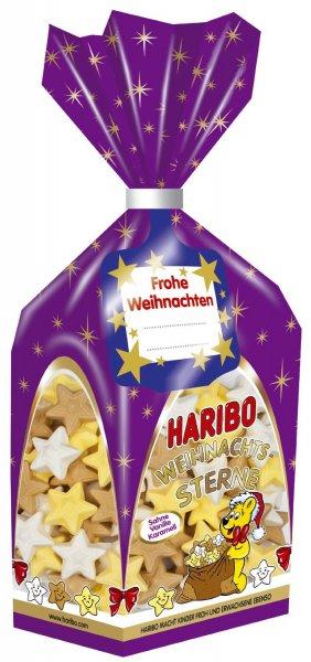 Amazon Prime - HARIBO Weihnachts-Sterne, 9er Pack (9 x 180 g) Nur 5,64 €