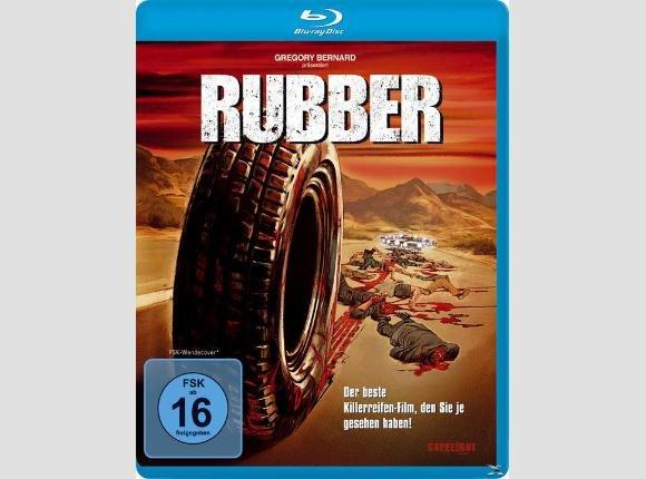 Saturn.de : Rubber Bluray  für 6,99€ / Versandkostenfrei
