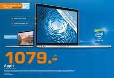 [Saturn Heidelberg] Apple MacBook Pro 13'' Retina (MGX72D/A) - 1079€