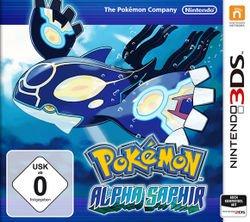 [SMDV] Pokemon Alpha Saphir / Omega RUBIN 3DS