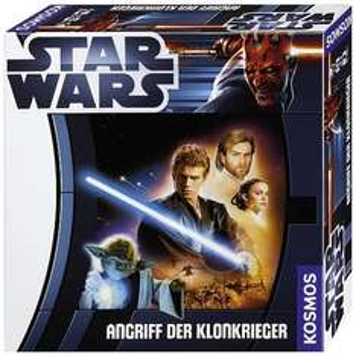 [toysrus.de] Kosmos - Star Wars, Angriff der Klonkrieger für 10 € (Vergleichspreis: 19,95 €)
