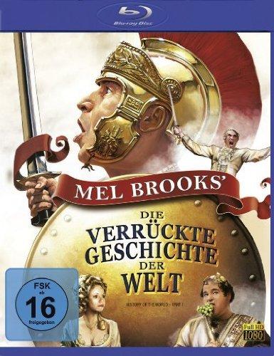 [AMAZON] Mel Brooks' Die verrückte Geschichte der Welt  [Blu-ray] [8,97€ mit PRIME]