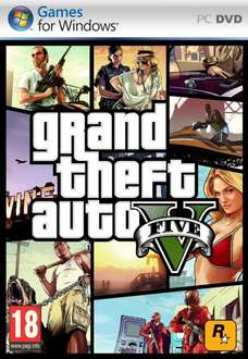 GTA V (PC) Grand Theft Auto 5 Vorbestellen (DVD)