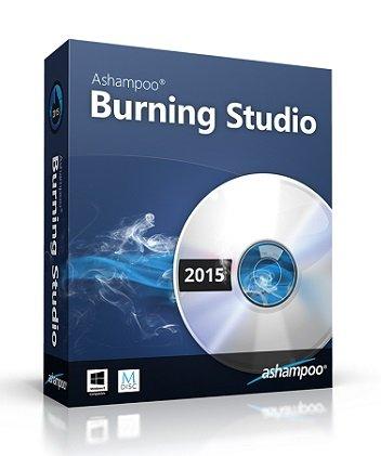 Ashampoo Burning Studio 2015 (Windows)