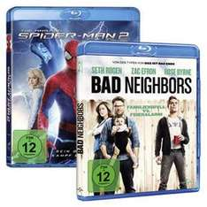 (Offline) Real: The Amazing Spider-Man 2: Rise of Electro (Blu-Ray) für 9,99€