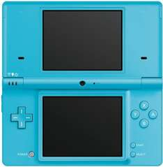 Nintendo DSi Handheld Console light blue @Amazon.uk 55€