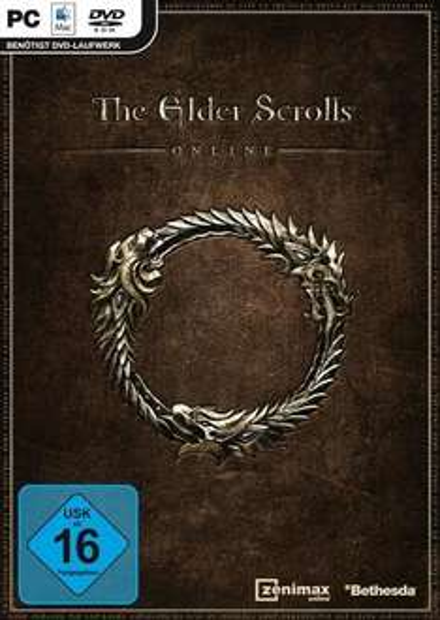 The Elder Scrolls Online PC/Mac Box-Version für 10,99€ @Amazon