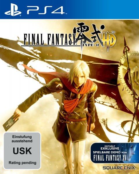 Final Fantasy Type-0 HD (PS4) als Vorbestellung bei SMDV