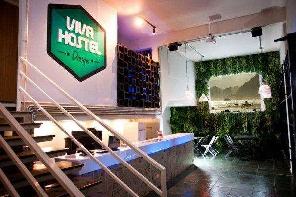[hostelworld] Viva Hostel Design (Sao Paulo, Brasilien): 4 Nächte oder mehr für BRL 45 pro Nacht!