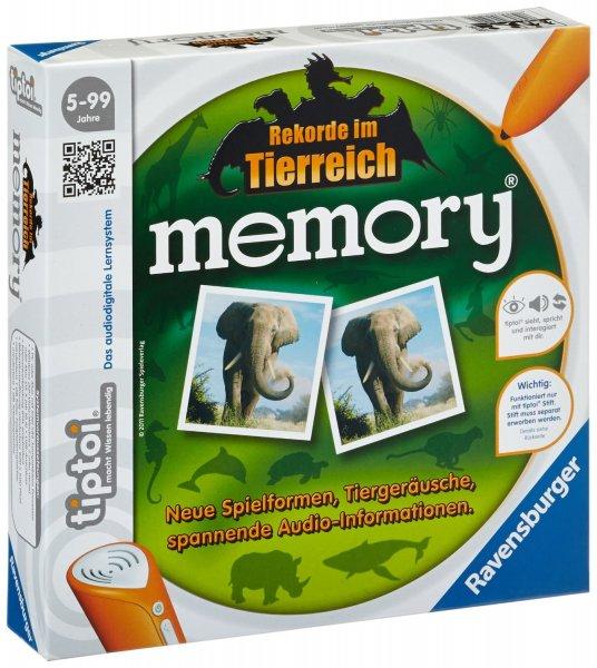[tiptoi] memory® Rekorde im Tierreich nur 10,25 EUR