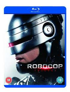 Robocop Trilogy [Remastered] [Blu-ray] inkl. Vsk für ~ 14,67 € > [amazon.uk]