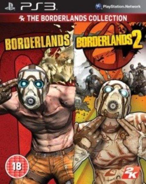 Borderlands 1 + 2 (PS3) Collection für 7,95€ @Coolshop