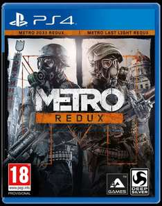 Metro Redux (One/PS4) für 21,25 EUR inkl. VSK @base.com (via Chillmo)