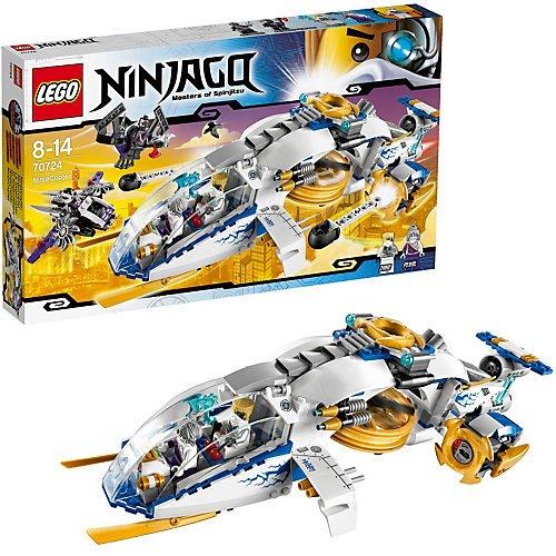 (myToys) LEGO 70724 Ninjago: NinjaCopter für 27,94€! durch Trick