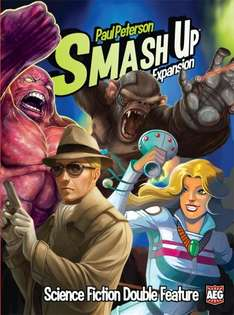 (Amazon) Smash Up (Erweiterungen)