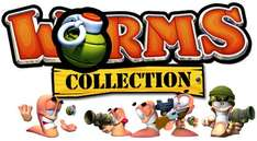 Worms Collection [21 Spiele & DLC´s] @ Nuuvem