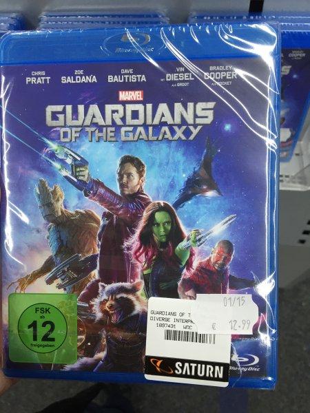 [lokal Hannover] Guardians of the Galaxy @ Saturn [aktueller Bestpreis]
