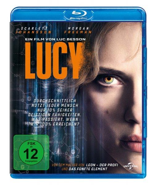 [13,99 exkl.] Lucy Blu-ray @ Alphamovies