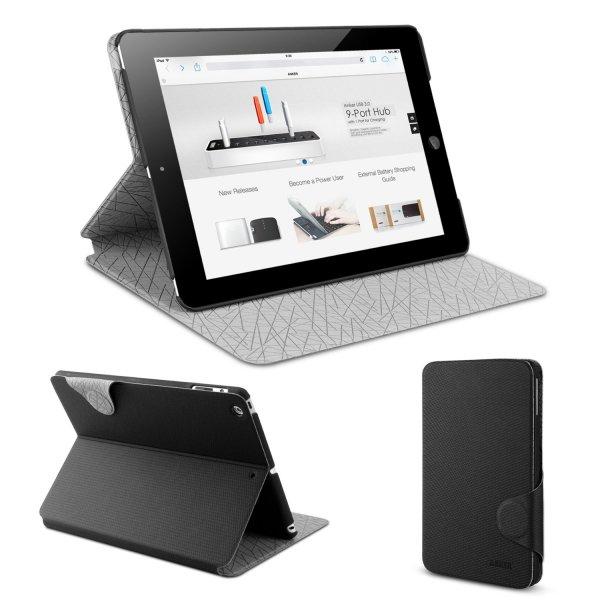 [Amazon] Anker Hochwertige iPad Air Cases mit 3€ Rabatt für 6,99€ statt 9,99€