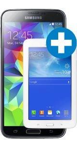 [typhone.de] S5 16GB + Galaxy Tab 3 7.0 lite mit Otelo Allnet-Flat L