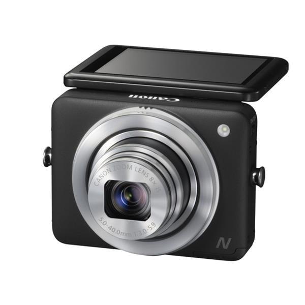 Canon PowerShot N Black = 137,68€ inkl. Versand (nächster Preis: 247,99€)