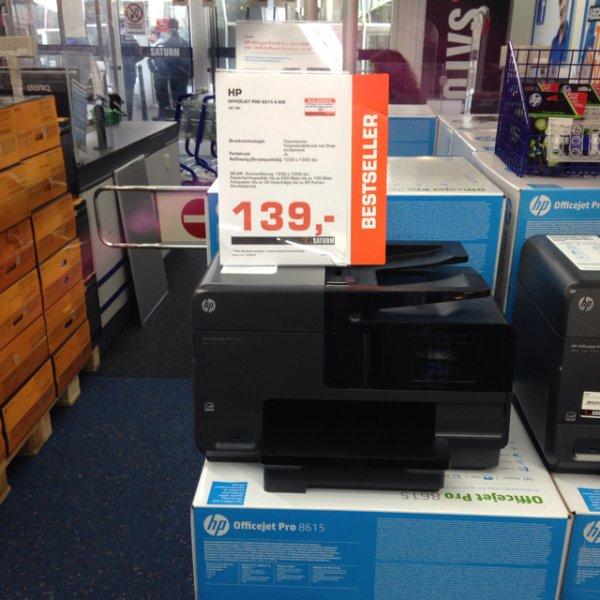 Hp officejet Pro 8615 für 139.99€ im Saturn Markt Remscheid nur Lokal verfügbar