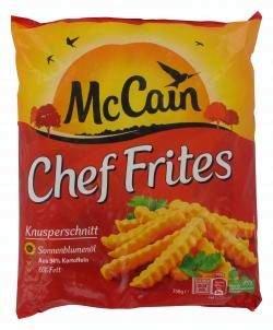[OSTFRIESLAND] Multi Markt: McCain Chef Frites 750g für nur 1,00€ / 500 Blatt Kopierpapier 80g/m² für 1,99€