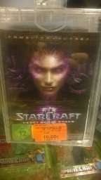 [Lokal]Toys R Us - Starcraft Heart of Swarm - Addon
