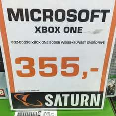 Xbox One Weiß Sunset Overdrive Bundle (Lokal Aachen)