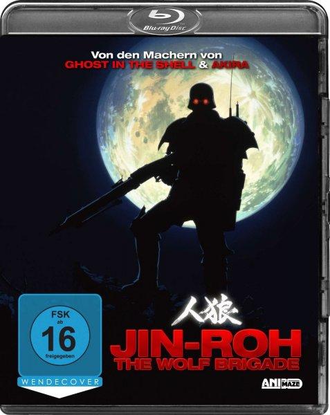 Jin-Roh - The Wolf Brigade [Blu-ray] für 8,99 € > [saturn.de] > Abholung