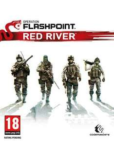 [Steam] Operation Flashpoint - Red River (MMOGA)