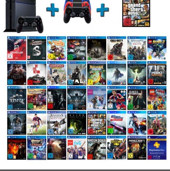PlayStation 4 Bundle @ notebook.de
