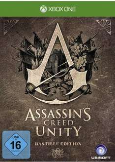 [Amazon.co.uk] Assassins Creed Unity Bastille Edition für Xbox One