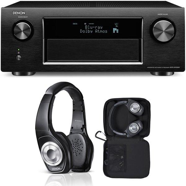 Soundpick: Denon AVR-X4100W und Denon AH-NCW500