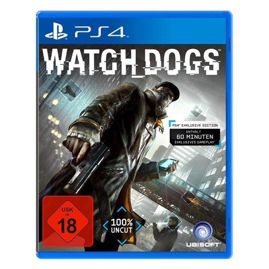 Watch Dogs (PS4) (dt. USK-Fassung) 36,95 bei Filiallieferung @Real