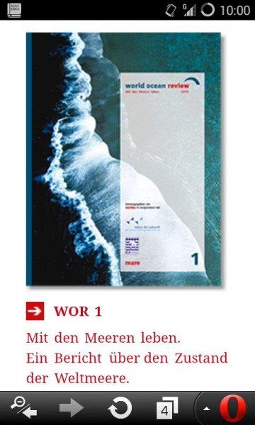 3 World Ocean rewiew gratis