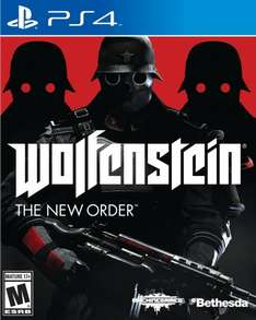 Wolfenstein: The New Order [PS4] für 18,71€ @Amazon.fr [Update]