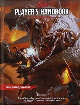 [D&D] Player's Handbook 5. Edition 11,14€ statt 30,95€ Gebraucht