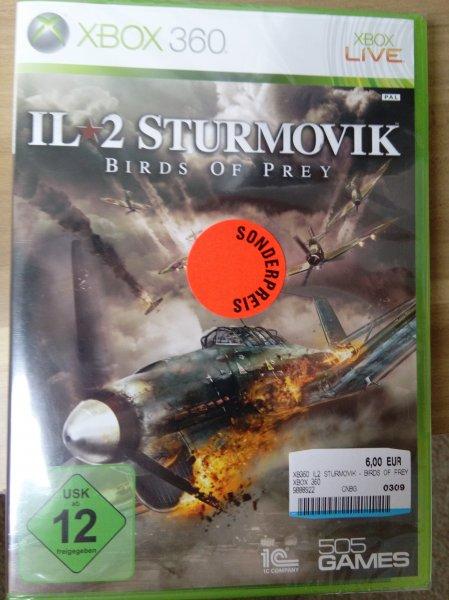 [Berlin - Linden Center - Media Markt] IL2 Sturmovik - Birds of Prey XBOX360