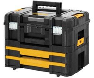 [zackzack.de] Dewalt Werkzeugbox t-stak Box Combo (Box 2 + 4)