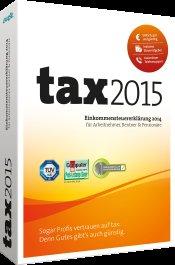 TAX 2015 Einkommensteuererklärung @ Amazon 9,78€