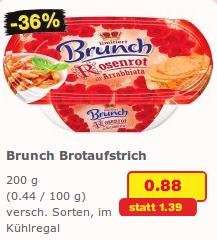 Netto MD: Brunch Brotaufstrich 0,88€ (0,58€ mit Reebate)