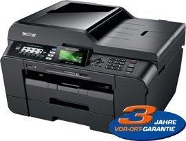 Brother MFC-J6710DW A3-Drucker/Kopierer/Fax/Scanner mit 2 Papierkassetten zu 160 € @buchtec-shop.com