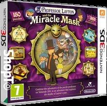 Professor Layton and the Miracle Mask 3DS für 10,02€, Super Smash Bros. 3DS für 35,54€ inkl. Versand @shopto.net