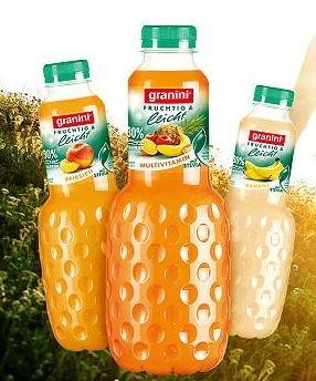 [JAWOLL] Granini Fruchtig & Leicht versch. Sorten 1,0l für nur 0,37€ (Angebot + Scondoo) [Limitiert: MAX 10 Flaschen pro Account] Billiger wirds nicht!