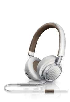 PHILIPS OnEar-Headset mit Bügel Philips Fidelio M1 für 86,89€ @ brands4friends