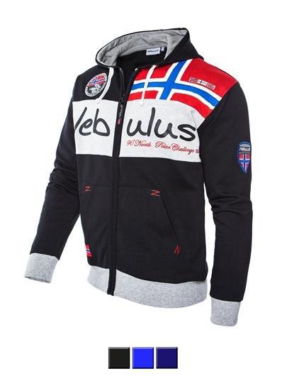 [eBay WOW] Nebulus Jacke / Cardigan Napa in 3 Farben, 100% Baumwolle