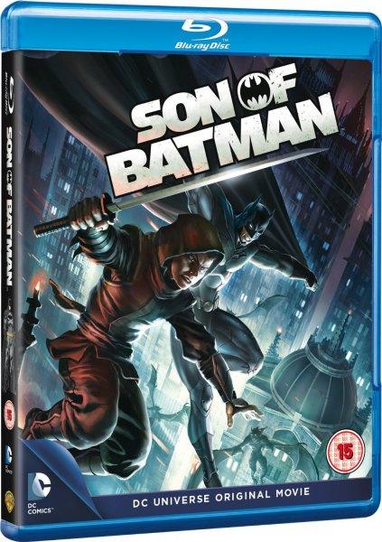 Blu-ray - Son of Batman für €5,28 (15 Prozent auf alle Blu-rays) [@Wowhd.se]