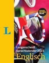 Langenscheidt Sprachkalender 2015 für 4,98€ @terrashop